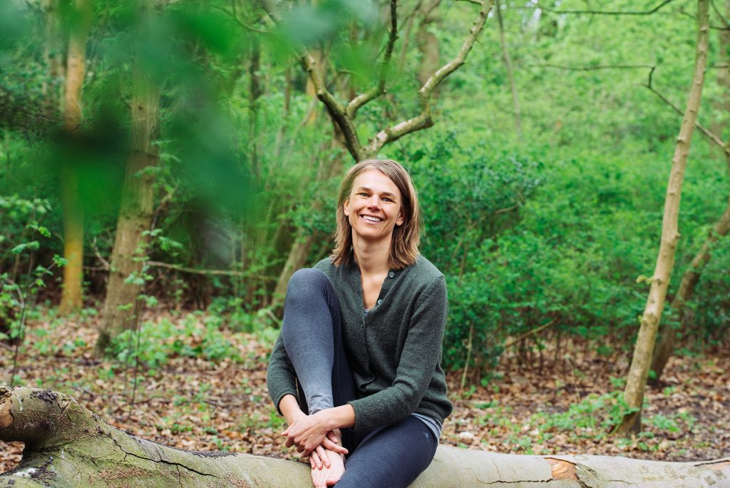 Mindfulness trainer Cindy | Yoga school UP to You Westland